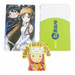 Tarjeta Trasporte Sticker Anime Sword Art Online No.2 (Entrega Inmediata)