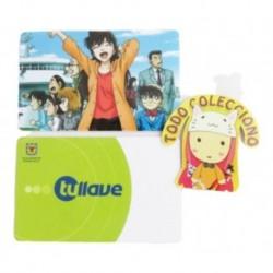 Tarjeta Trasporte Sticker Anime Detective Conan No.1 (Entrega Inmediata)