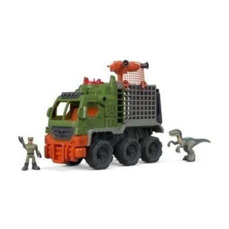 Jurassic World Dinosaur Transportador De Dinosaurio Fmx87 (Entrega Inmediata)