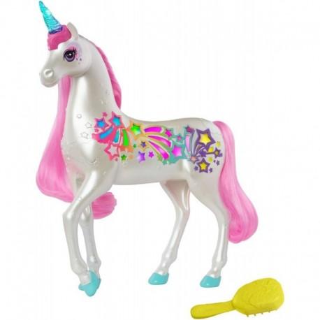 Barbie Dreamtopia Unicornio Brillos De Arcoíris Gfh60 (Entrega Inmediata)