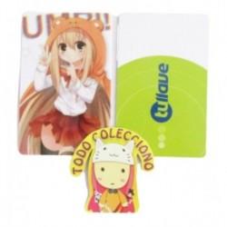 Tarjeta Trasporte Sticker Anime Umaru Chan (Entrega Inmediata)