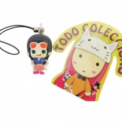 Colgante Anime One Piece Nico Robin 2.5 Cm Nuevo (Entrega Inmediata)