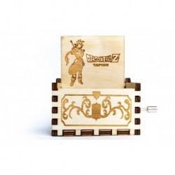 Dragon Ball Z Caja Musical Tapion Blanca (Entrega Inmediata)