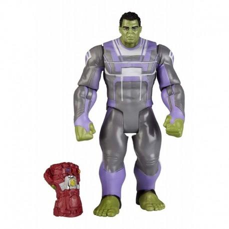 Hulk Avengers End Game Marvel Traje Cuántico Hasbro E3940 (Entrega Inmediata)