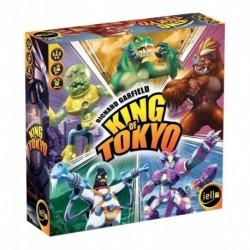 King Of Tokyo 2da Edicion 2016 Devir Juego De Mesa (Entrega Inmediata)
