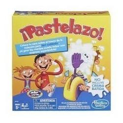 Pastelazo Pie Face Juego Tortazo En La Cara Hasbro B7063 (Entrega Inmediata)