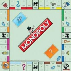 Monopoly Clásico Original Hasbro Juego Familiar Tolken (Entrega Inmediata)