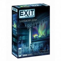 Exit El Juego La Estación Polar 40348 Juego De Mesa (Entrega Inmediata)