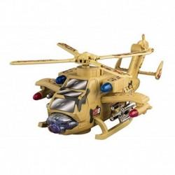 Helicóptero Transformable En Robot Luz Y Sonido Ref. 328 (Entrega Inmediata)