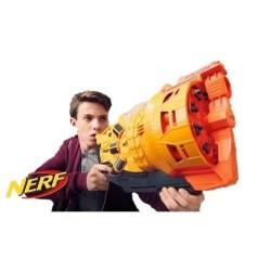 Lanzadardos Doomlands Dardos The Judge Pistola Hasbro Nerf (Entrega Inmediata)