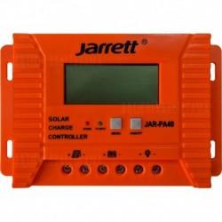Controlador Regulador De Carga Solar 40a 12/24v Doble Usb (Entrega Inmediata)