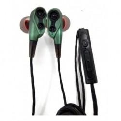 Audifonos Manos Libres Originales Rinocell Dual Plug 3.5 (Entrega Inmediata)