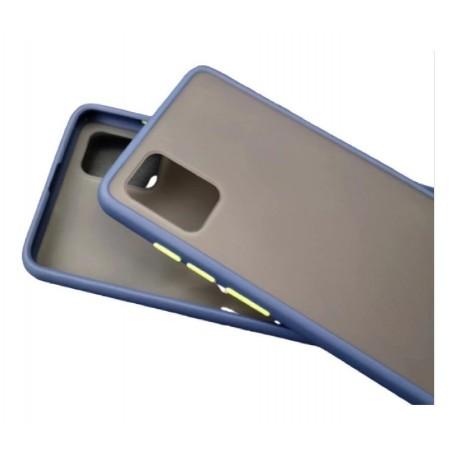 Funda Protector Lujo Original Traslucida Mate Samsung S20 (Entrega Inmediata)