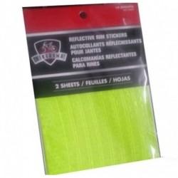 Bandas Reflectivas Bicicletas Fosforesce Etiqueta Ref Dr007 (Entrega Inmediata)