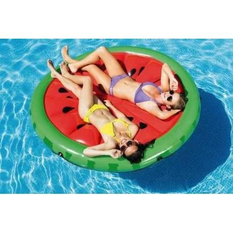 Intex Sandía Inflable Isla 56283 Watermelon Piscina Flotado (Entrega Inmediata)