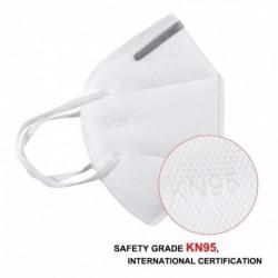 Protector Tapabocas N95 - Unidad - (Entrega Inmediata)
