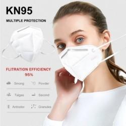 Protector Tapabocas N95 Contra Mic (Entrega Inmediata)