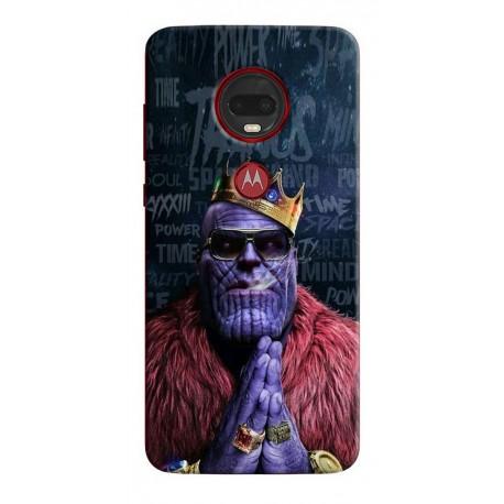Funda Estuche Forro Thanos Xiaomi Nokia Asus (Entrega Inmediata)