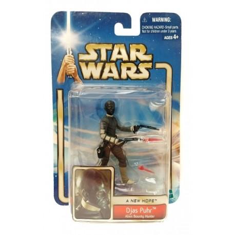 Star Wars A New Hope Alien Bounty Djas Puhr Hasbro Nueva (Entrega Inmediata)