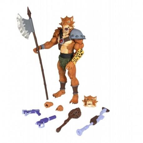 Thundercats Ultimate Jackalman Figura Super 7 Nueva (Entrega Inmediata)