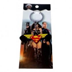 Batman Wonder Woman Superman Llavero Metálico (Entrega Inmediata)