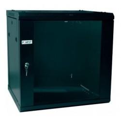Gabinete Metálico De Pared Tipo Rack 60 X 50 X 6u (axpxal (Entrega Inmediata)