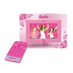 Portaretratos Digital Barbie De 7 + Control Remoto Y (Entrega Inmediata)