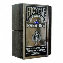 ¡ Cartas Bicycle Prestige Plastic Rojo Juego Poker !! (Entrega Inmediata)