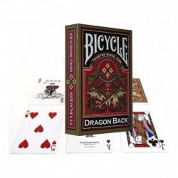 ¡ Cartas Bicycle Dragon Gold Playing Card Baraja De Poker !! (Entrega Inmediata)