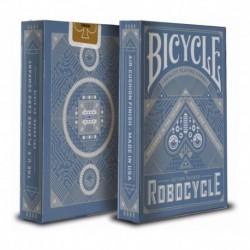 ¡ Cartas Bicycle Robocycle Blue Playing Card Baraja Poker !! (Entrega Inmediata)