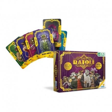 Juegos De Cartas Ratoli Original Ronda (Entrega Inmediata)