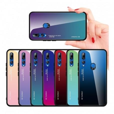 Funda Estuche Degradado Bicolor Huawei Y9 Prime 2019 (Entrega Inmediata)