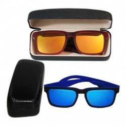 Gafas De Sol Unisex Y Estuche Tapa Dura (Entrega Inmediata)