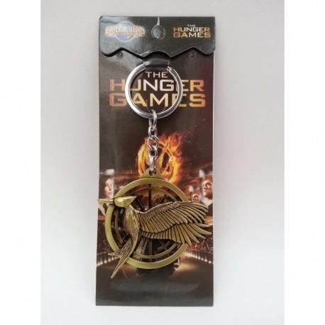Juegos Del Hambre Hunger Games Sinsajo Llavero Metálico (Entrega Inmediata)