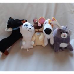 La Vida Secreta De Tus Mascotas- Llaveros. 15 X 12 Cm (Entrega Inmediata)