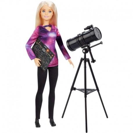 Barbie National Geographic Quiero Ser Astrofísica Gdm47 (Entrega Inmediata)