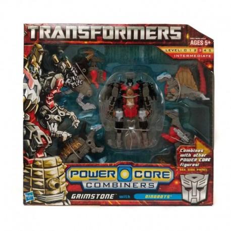 Transformers Power Core Combiners Grimstone Hasbro Nueva (Entrega Inmediata)