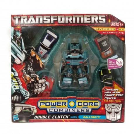 Transformers Power Core Combiners Double Clutch Hasbro Nueva (Entrega Inmediata)
