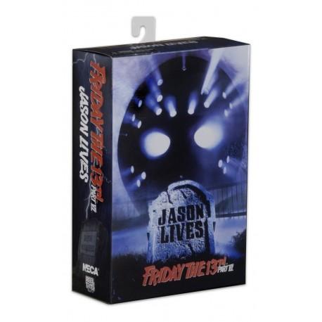 Friday 13th Part 6 Ultimate Jason Voorhees Figura Neca Nueva (Entrega Inmediata)