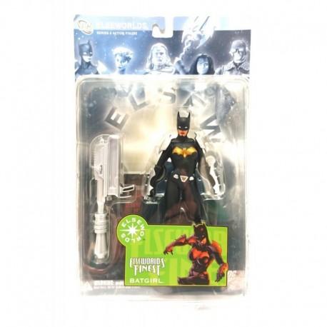 Elseworlds Finest Batgirl Figura Dc Direct Nueva (Entrega Inmediata)