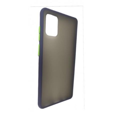 Funda Protector Mate Traslucida Case Lujo Samsung A71 (Entrega Inmediata)