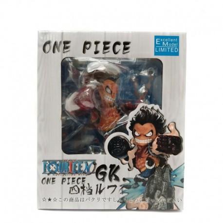 One Piece Fourteen Gk Monkey D Luffy Figura En Caja (Entrega Inmediata)