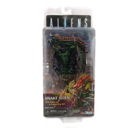 Aliens Series 13 Snake Alien Figura En Blíster (Entrega Inmediata)