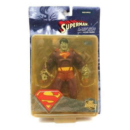 Superman Last Son Serie 1 Bizarro Figura Dc Direct (Entrega Inmediata)