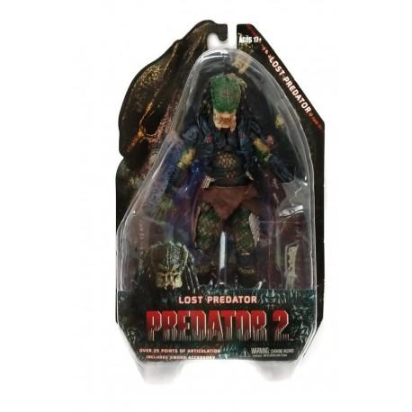 Depredador Lost Predator Figura En Blíster Nueva (Entrega Inmediata)