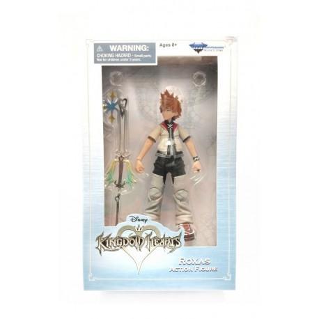 Disney Kingdom Hearts Roxas Figura Diamond Select (Entrega Inmediata)