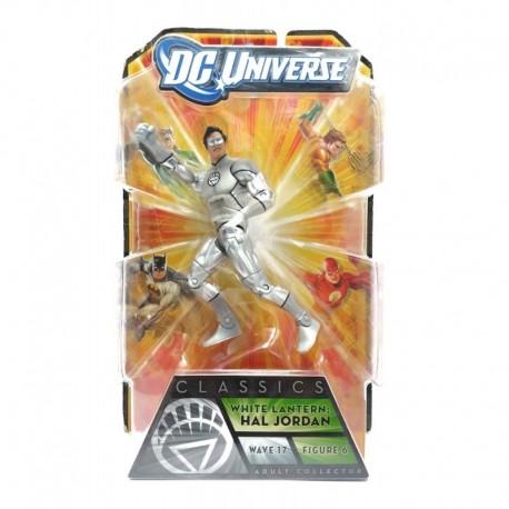 Dc Universe The Anti Monitor Series White Hal Jordan Mattel (Entrega Inmediata)