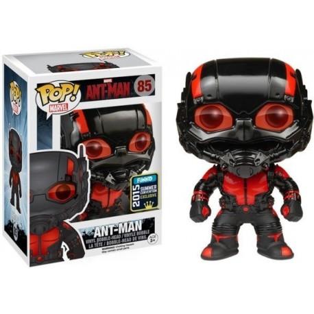 Marvel Ant Man Exclusivo Sdcc Black Out Ant Man Funko Pop (Entrega Inmediata)