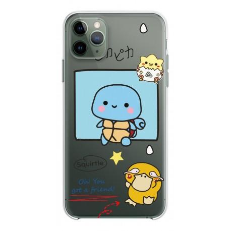 Estuche Personalizado Pokemon Squirtle Xiaomi Motorola Asus (Entrega Inmediata)