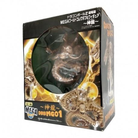 Dragon Ball Z Shenron Dorado Figura World Collectable Caja (Entrega Inmediata)